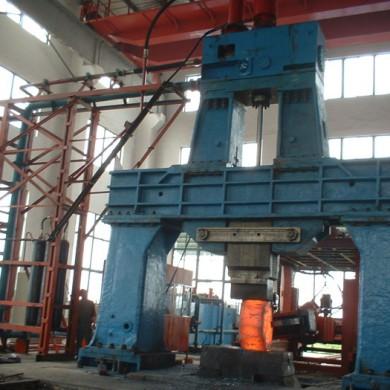 10T electric-hydraulic forging hammer
