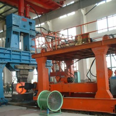 8T electric-hydraulic forging hammer