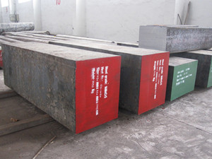 SAE4130 alloy steel flat bar
