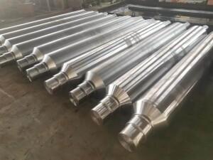 20NiCrM02-2 forged round bar