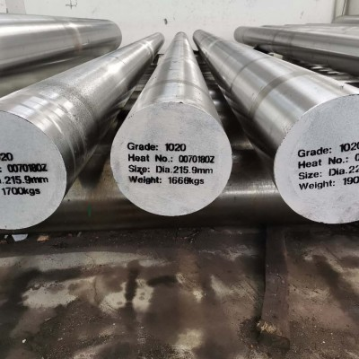 AISI 1020 forged round bar