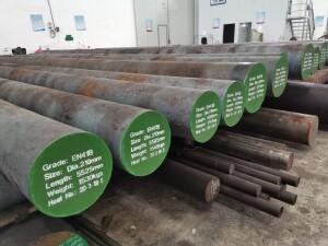 EN41B forged round bar
